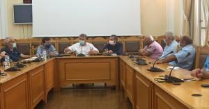 Συνάντηση εργασίας στην Περιφέρεια για ελαιοκομική περίοδο και προστασία από τον δάκο