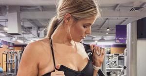 Την έδιωξαν από το γυμναστήριο γιατί την έκριναν ως «πολύ γυμνή»