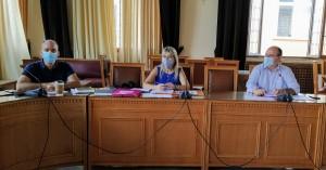 Συνεδρίαση Επιστημονικής Επιτροπής «Ηράκλειο, η πόλη  που μαθαίνει»
