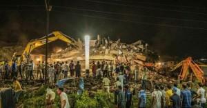 Ινδία: Οκτώ νεκροί από κατάρρευση κτιρίου, φόβοι για εγκλωβισμένους στα συντρίμμια