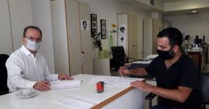 Ξεκινούν άμεσα εργασίες ασφαλτόστρωσης κεντρικών οδών στην πόλη του Ρεθύμνου