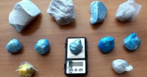 Βραχάκια ηρωίνης έκρυβαν σε σπίτι στο Ηράκλειο (φωτο)