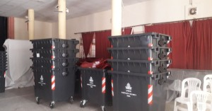 Νέοι κάδοι απορριμμάτων στον δήμο Καντάνου Σελίνου
