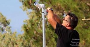 Μετεωρολογικές κάμερες για την καταγραφή καιρικών φαινομένων στην Κρήτη