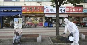 Η Νότια Κορέα αυστηροποιεί τα περιοριστικά μέτρα για τον περιορισμό του κορωνοϊού