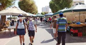 Σύνταξη τοπογραφικών διαγραμμάτων των λαϊκών αγορών του Δήμου Χανίων