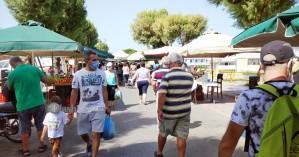 Πού θα βρίσκετε τις λαϊκές αγορές στα Χανιά από την 1η Οκτωβρίου