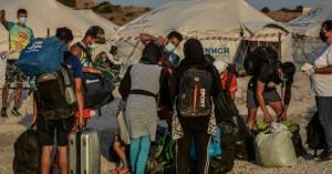 Ιταλία: Καθολική οργάνωση ανέλαβε τη μεταφορά 300 προσφύγων από τη Λέσβο στη Ρώμη