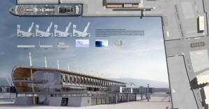 Εκδόθηκε η οικοδομική άδεια για τον επιβατηγό σταθμό Σούδας (φωτο)