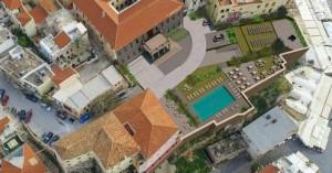 Εξαφανίστηκε η πισίνα από τα επενδυτικά σχέδια στον λόφο Καστέλι (φωτο)