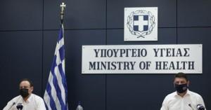 -LIVE- Κορωνοϊός-Ελλάδα: Η ενημέρωση του Υπουργείου Υγείας