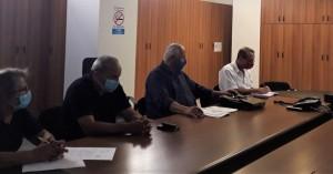 Διαχείριση των αναγκών των σχολικών μονάδων Δήμου Ρεθύμνης
