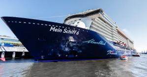 Κανένας δεν θα αποβιβαστεί απ' το κρουαζιερόπλοιο «Mein Shiff 6»