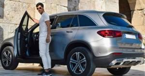 Προσωπικό «φάουλ» του Ρουβά το παρκάρισμα στο Ηρώδειο - Τι απαντά ο ίδιος