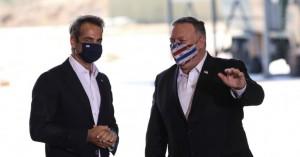 Τα πρώτα συμπεράσματα από την επίσκεψη Πομπέο στην Ελλάδα και στην Κρήτη
