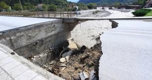 Ιανός: Έριξε σε μια μέρα το νερό ενός χρόνου!Συγκλονιστικά στοιχεία για τον ισχυρό κυκλώνα