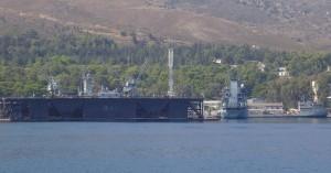 Χανιά: Νέο ναύσταθμο στη Σούδα προανήγγειλε ο Παναγιωτόπουλος