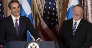 Διήμερη επίσκεψη Πομπέο στην Ελλάδα: «Κλείδωσε» το ραντεβού με Μητσοτάκη στη Σούδα