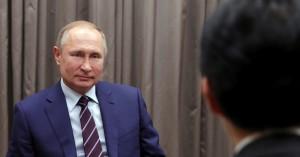 Ο Πούτιν προτάθηκε ξανά για το Νόμπελ ειρήνης… όχι όμως από το Κρεμλίνο