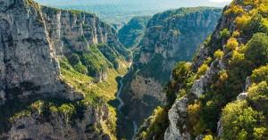 Η Ελλάδα έχει το δικό της «Γκραν Κάνυον» που έχει μπει στο Ρεκόρ Γκίνες (φωτο)