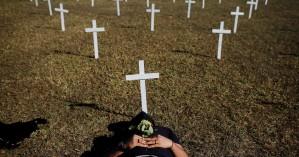 Κορωνοϊός: 829 νέοι θάνατοι στην Βραζιλία, 201 στο Μεξικό