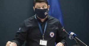 Ο Νίκος Χαρδαλιάς ανακοίνωσε τα νέα μέτρα - Ποια περιοχή περνά σε μίνι lockdown (βιντεο)