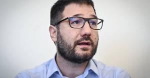 Νάσος Ηλιόπουλος: Η πρόταση μομφής του ΣΥΡΙΖΑ αποδυνάμωσε την κυβέρνηση