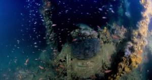 Το καλά κρυμμένο εύρημα στον βυθό της θάλασσας των Χανίων (φωτο)