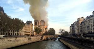 Ο άγνωστος αντίκτυπος της φωτιάς στην Παναγία των Παρισίων