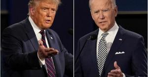 Με «κουμπί σίγασης» το δεύτερο και τελευταίο debate Τραμπ – Μπάιντεν την Πέμπτη