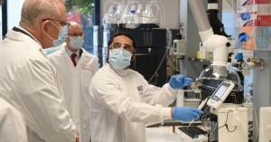 Γερμανία: Διαθέσιμο στις αρχές του 2021 εμβόλιο για τον κορωνοϊό
