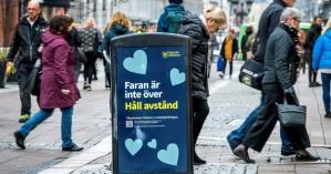 Σουηδία: Ρεκόρ κρουσμάτων αλλά πέρα βρέχει!