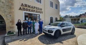 Προληπτικά test για Covid-19 στον Δήμο Αποκορώνου