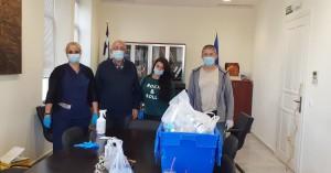Δειγματοληπτικά τεστ κορωνοϊού σε αιρετούς και υπαλλήλους του Δήμου Καντάνου-Σελίνου