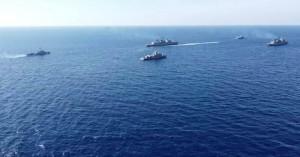Σε διάταξη μάχης ο ελληνικός στόλος λόγω Oruc Reis- Πώς «ξετρυπώσαμε» 3 τουρκικά υποβρύχια