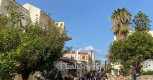 Χανιά: Ένταση σε εκκλησάκι του Αγ.Δημητρίου λόγω συνωστισμού και έλλειψης μέτρων κορωνοϊού