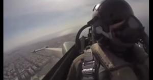 Συγκινεί το μήνυμα του πιλότου F16 της ομάδας