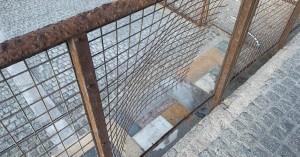 Φράχτης επικινδυνότητας και όχι προστασίας για τους πολίτες (φωτο)