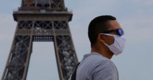 Γαλλία-Covid-19: Αρνητικό ρεκόρ με περισσότερα από 50.000 κρούσματα κορονοϊού σε 24 ώρες