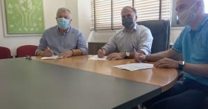 Υπεγράφη η σύμβαση για την κομποστοποίηση βιοαποβλήτων στην Ιεράπετρα