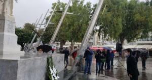 Κορυφώθηκαν στο Ηράκλειο οι τιμητικές εκδηλώσεις για την Εθνική Επέτειο