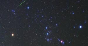 Ωριωνίδες: Βροχή από διάττοντες αστέρες – Κορυφώνεται το φαινόμενο και στην Ελλάδα