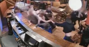 Ξέφυγε ο καβγάς σε μπαρ του Ρεθύμνου - Δέχθηκαν επίθεση και αστυνομικοί