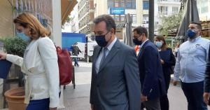 Αισιόδοξος για τον τουρισμό από το Ηράκλειο ο Υφυπουργός Τουρισμού
