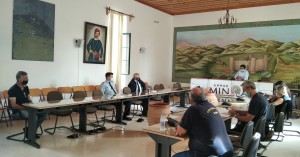 Σε ετοιμότητα για την εκδήλωση πλημμυρικών φαινομένων ο Δήμος Μίνωα Πεδιάδας
