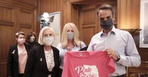 Μητσοτάκης: Δωρεάν μαστογραφία ανά δύο έτη για όλες τις γυναίκες 49 και 50 ετών