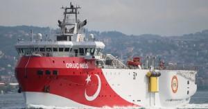 Yeni Safak: Θα παραταθεί η Navtex για το Oruc Reis – Επέκταση ερευνών σε Ρόδο και Κρήτη