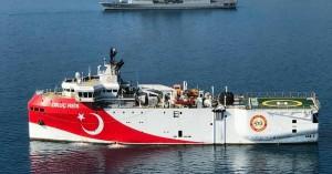 Έρευνες και νότια της Κρήτης προαναγγέλλει η Άγκυρα;