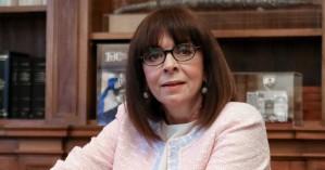 Κατερίνα Σακελλαροπούλου: Επίτιμη διδάκτορας της Νομικής Σχολής του ΑΠΘ