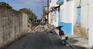 Σεισμός Σάμος: Τεράστιες ζημιές στο Καρλόβασι - Βγήκε η θάλασσα στη στεριά (φωτο-βιντεο)